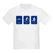Triathlon Kids T-Shirt