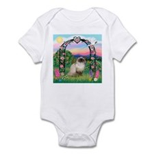 Rose Arbor / Himalayan Cat Infant Bodysuit