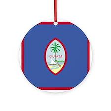 Guamanian Ornament (Round)