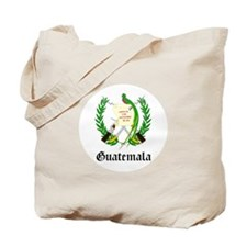 Guatemalan Coat of Arms Seal Tote Bag