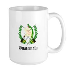 Guatemalan Coat of Arms Seal Mug