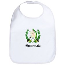 Guatemalan Coat of Arms Seal Bib