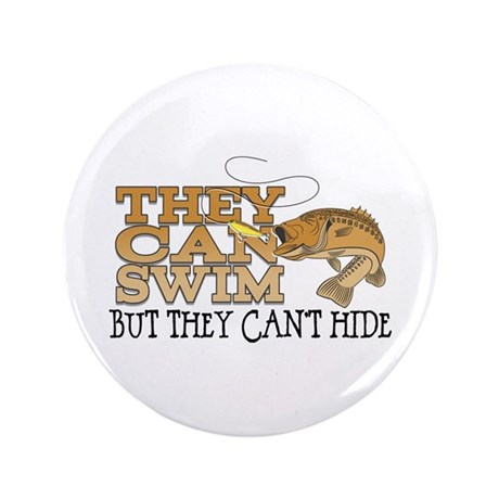 "They Can Swim 3.5"" Button"