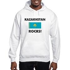 Kazakhstan Rocks Hoodie