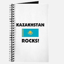 Kazakhstan Rocks Journal