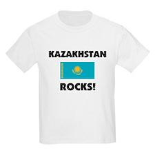 Kazakhstan Rocks T-Shirt