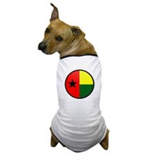 GUINEA BISSAU Dog T-Shirt