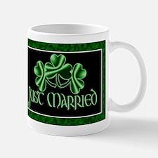 An Irish Wedding Mug