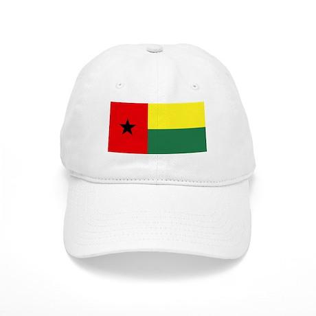 GUINEA BISSAU Flag Cap