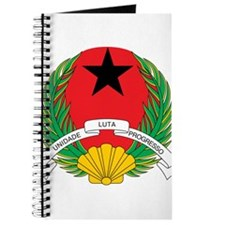 GUINEA BISSAU Coat of Arms Journal