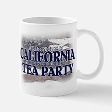 California Tea Party Mug