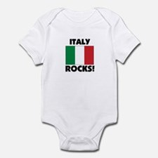Italy Rocks Infant Bodysuit