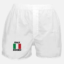 Italy Rocks Boxer Shorts