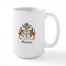 Guyanese Coat of Arms Seal Mug