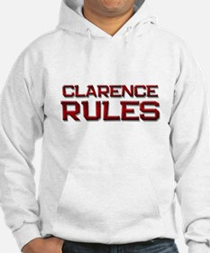 clarence rules Jumper Hoody