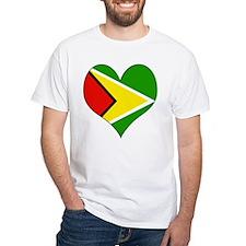 I Love guyana Shirt