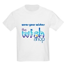 The Wish Shop Logo Gear Kids T-Shirt