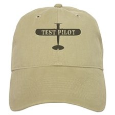 Aviation Test Pilot Baseball Cap