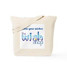 The Wish Shop Logo Gear Tote Bag