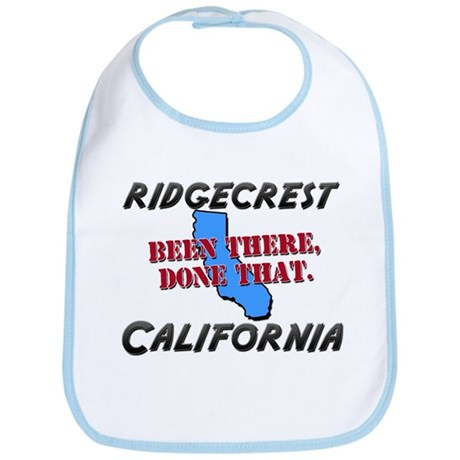 ridgecrest california - been there, done that Bib