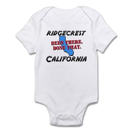 ridgecrest california - been there, done that Infa