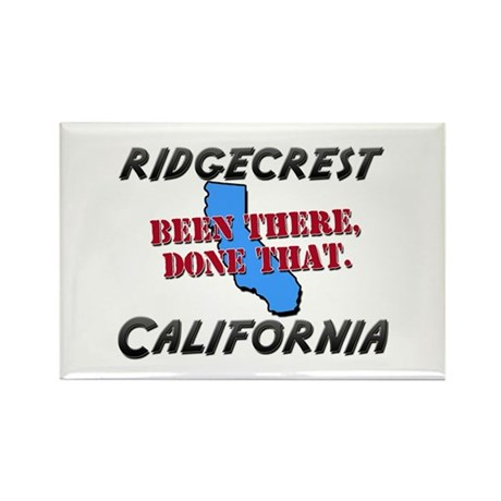 ridgecrest california - been there, done that Rect