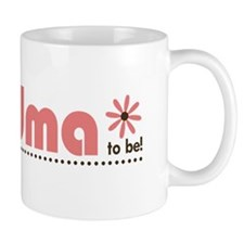 Soon to be a Grandma Mug
