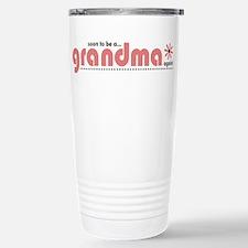Soon to be a Grandma Again Travel Mug