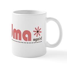 Soon to be a Grandma Again Small Mug