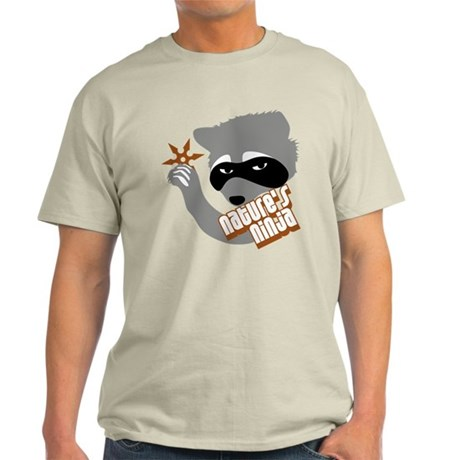 Nature's Ninja Light T-Shirt