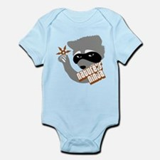 Nature's Ninja Infant Bodysuit