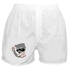 Nature's Ninja Boxer Shorts