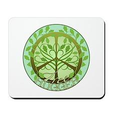 Peaceful Tree Hugger Mousepad