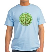 Peaceful Tree Hugger T-Shirt