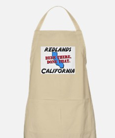 redlands california - been there, done that BBQ Ap