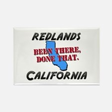 redlands california - been there, done that Rectan