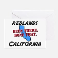 redlands california - been there, done that Greeti