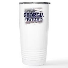 Georgia Tea Party Travel Mug