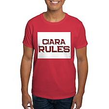 ciara rules T-Shirt
