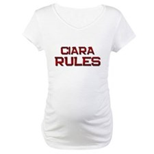 ciara rules Shirt