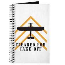 Aviation Airplane Runway Journal