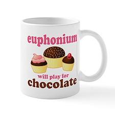 Funny Euphonium Small Mug