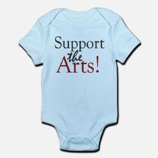 Support the Arts Infant Bodysuit