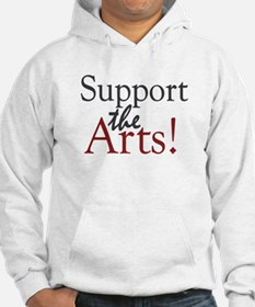Support the Arts Hoodie