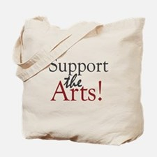Support the Arts Tote Bag