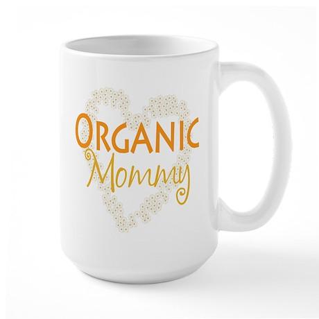 Organic Mommy Large Mug