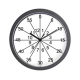 Math kids Wall Clocks