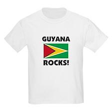 Guyana Rocks T-Shirt