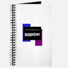 Cute Puppetry Journal