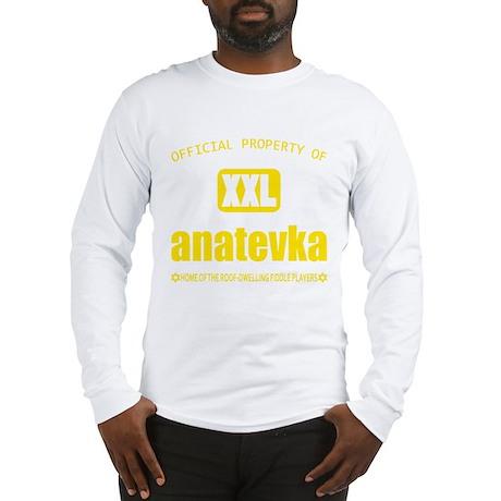 Property of Anatevka Long Sleeve T-Shirt